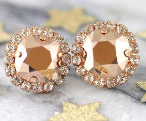 bridal, bridal jewelry, and bridesmaids gifts image