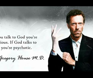quote, god, and house image