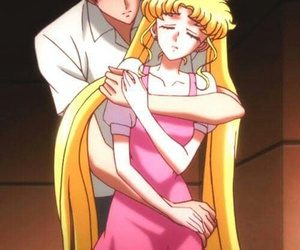 usagi and mamoru# image