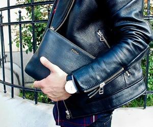 bag, blogger, and men image