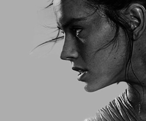 star wars, the force awakens, and daisy ridley image