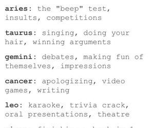 horoscope and zodiac image