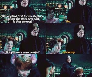 dolores umbridge, dumbledore, and harry potter image