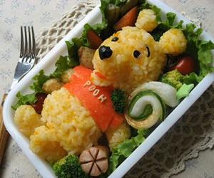 yumiyumi, food, and winniethepooh image