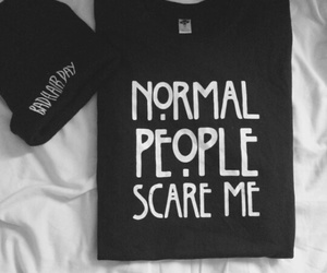 black, ahs, and american horror story image