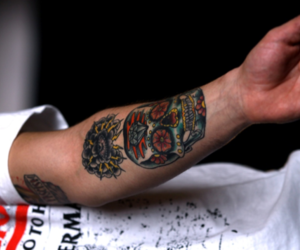 tattoo and photography image