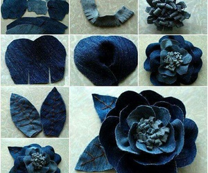 crafts, diy, and flowers image