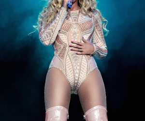 angelic, beyoncé, and rose gold beauty image