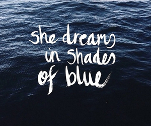 Dream, blue, and stars image