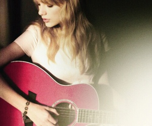 red, Swift, and taylor image