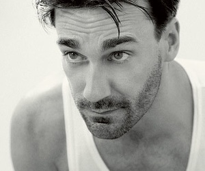 actor, handsome, and Jon Hamm image