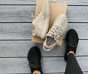 adidas, kanye west, and snickers image