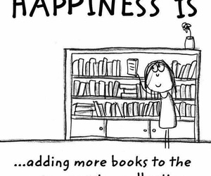 books and hapiness image