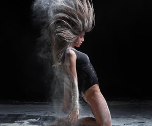 art, dance, and dust image