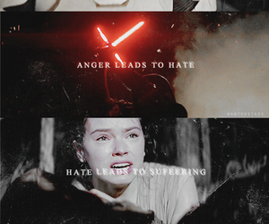 finn, quotes, and star wars image
