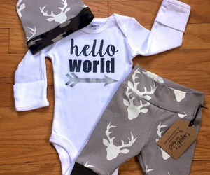 baby clothes and baby gift ideas image