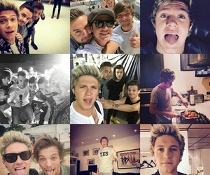 niall instagram image