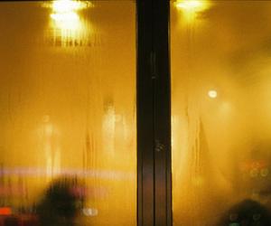 grunge and yellow image