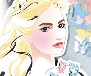 cenerentola, disney, and princess image