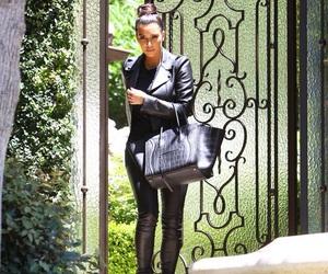kim kardashian, fashion, and style image