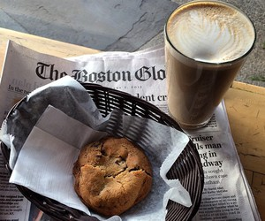 coffee, food, and cookie image