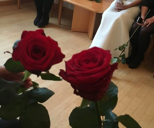 couple, rosen, and love image