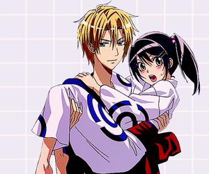 anime, header, and kaichou wa maid-sama image