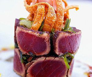 food, gourmet, and yummy image