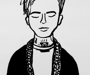 jesse rutherford and tattoo image