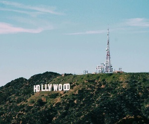 hollywood, beautiful, and los angeles image