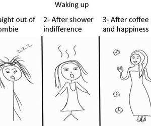 alarm, difference, and happiness image