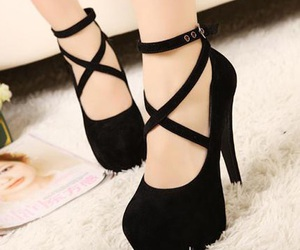 fashion shoes, shoes, and shoes girls image