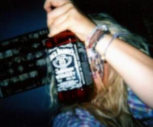 grunge and jack daniels image