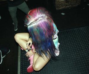 grunge, hair, and soft grunge image