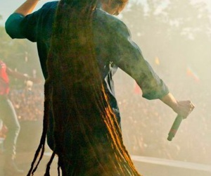 dreads, reggae, and damian marley image