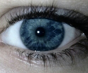 eyes, blue, and pale image