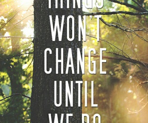 quote, change, and wallpaper image