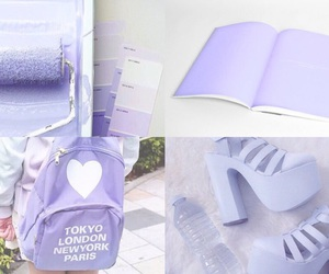 aesthetic, book, and heart image