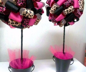 decorations, baby shower ideas, and cheetah theme image