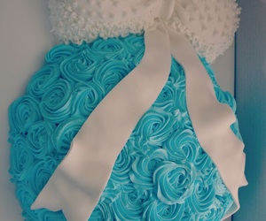 cake and baby shower ideas image