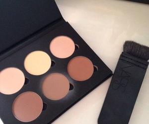 makeup and nars image