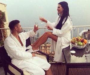 love, couple, and luxury image