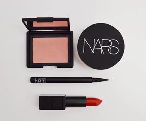 nars, lipstick, and makeup image