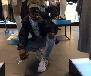 boy, fashion, and adidas image