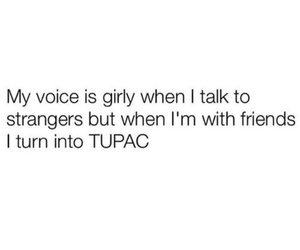 funny, tupac, and quotes image