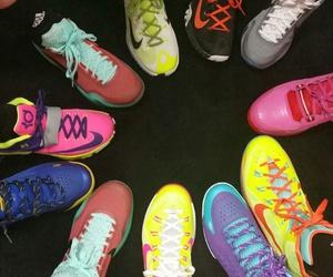 Basketball, love, and nike image