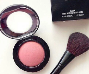 beauty, blush, and Brushes image