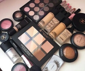 makeup, mac, and make up image
