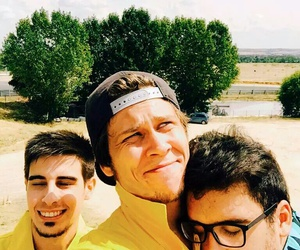 mangel, rubius, and alexby image