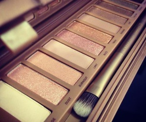 makeup, urban decay, and naked image